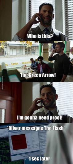 """Arrow 5x11 """"Second Chances"""""""
