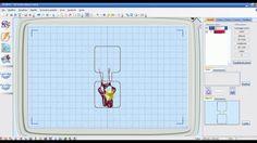 Funzioni del 5D Embroidery Extra