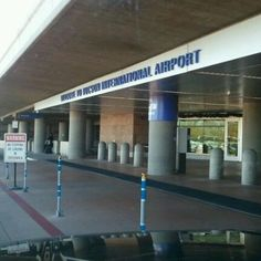 Arrival Area at Tucson International Airport