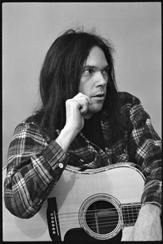 Young Neil Young nice-to-look-at