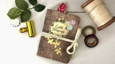 Easter Junk Journal - Chatty Version - DT for OAWA