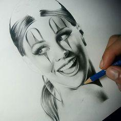 Smile Now ♠ sketching #art #artwork #artcollective #arts artist #sketch #sketchbook #pencil #drawing #pencildrawing #worldofpencils #graphic #design #illustration #ig #instago #instadaily #tfl #fff #sketching #Toronto #yyz #chicano #tattoo #tattoos #portrait #pinup #girl