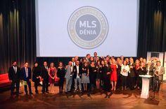 Una representación de MLS Gandia estuvo apoyando a MLS Dénia en su presentación. Nuestro presidente Javier Rocher dirigió unas palabras.
