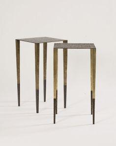 Upaya .2 Side Table, 2011, by Aurélien Gallet