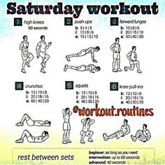 Let's go guys lets get it done! Who's ready for Saturday's workout of the day?!? Double tap and tag a friend to accept this routine! . @exerciseroutines
