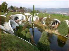 Lattenstrasse underground home, Switzerland