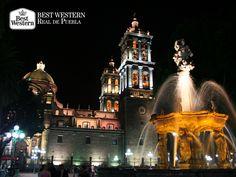 """EL MEJOR HOTEL EN PUEBLA. En Best Western Real de Puebla, le invitamos a hospedarse con nosotros para que comience el año viajando y disfrutando de las mejores instalaciones de la ciudad más """"chula"""" de México. Para reservar, sólo llame al (222)2300122 y con gusto le brindaremos la información que requiera. #bestwesternenpuebla"""