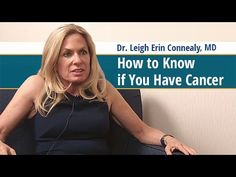 """Dr. Leigh Erin Connealy, Founder & Medical Director of the Cancer Center for Healing shares how to know if someone has cancer (how cancer can be detected) through blood tests and other diagnostics. The full interview with Dr. Connealy is part of """"The Quest For The Cures Continues"""" docu-series."""