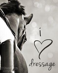 I ♥ dressage