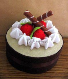 savoureux cupcake aux fraises