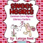 These centers are sure to keep your kids engaged during the Valentine's Day season. This center packet comes with 8 literacy centers. Each center i...