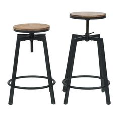 Found it at Wayfair - Max Swivel Bar Stool