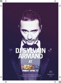 DJ Sylvain Armand