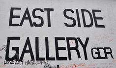 East Side Gallery Berlin - East Side Gallery Berlin