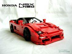 LEGO Honda NSX LN20