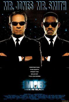 movie posters | Men in Black MIB movie poster