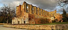 San Galgano Abbey Photo | San Galgano - Tuscany Pictures