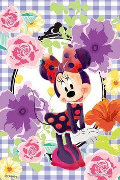 ディズニー スイート・ミニー iPhone(640×960)壁紙 画像41395 スマポ