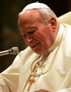 ... Papa estava nas últimas há muito tempo antes do seu desaparecimento