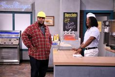 'SNL' player Kenan Thompson reunites with 'Good Burger' co-star Kel Mitchell on 'Tonight Show'  #TonightShow, #TV, #Entertainment