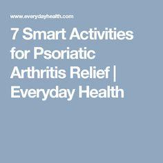 7 Smart Activities for Psoriatic Arthritis Relief   Everyday Health