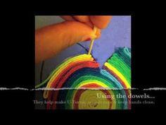 Huichol Art Project - YouTube