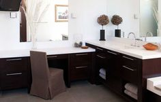 Aries Bathroom in Rift White Oak | Cabinet Gallery | Decore.com (ikea Lansa)