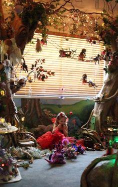 Fairy Bedroom Ideas fairy bedroom theme http://wallartkids/woodland-fairy-bedroom