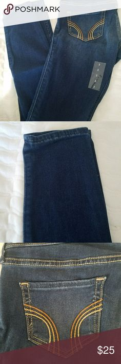 Hollister Jegging NWT never worn Hollister jegging. 26×29, size 3 Hollister Jeans Skinny