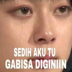 New Memes Indonesia Produce 101 Ideas Memes Funny Faces, Funny Kpop Memes, Exo Memes, All Jokes, Good Jokes, K Meme, Drama Memes, Instagram Story Ideas, Relationship Memes
