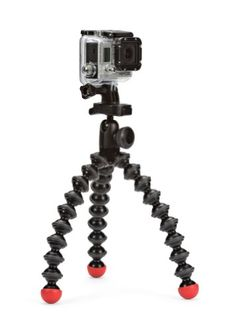 GorillaPod Action Video Tripod From JOBY  Strong Flexible Lightweight and Perfect For Any Action Video or GoPro Camera >>> Check out this great product.