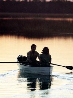 Ryan Gosling & Rachel McAdams (The Notebook)