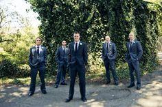 groomsmen attire rustic wedding | ... by This Pink San Luis Obispo Barn Wedding | Inspired by This Blog
