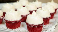 En busa del Red Velvet perfecto, el rey de los cup cakes