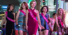 Watch Scarlett Johansson, Kate McKinnon in Raunchy 'Rough Night' Trailer: Scarlett Johansson's bachelorette party devolves into a crime scene in the hilarious first trailer for Rough Night, a star-packed comedy directed by Lucia Aniello and cowritten by Broad City alum Paul W. Downs. The clip'sThis article originally appeared on www.rollingstone.com: Watch Scarlett Johansson, Kate McKinnon in Raunchy 'Rough Night' Trailer…