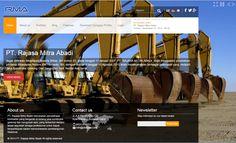 Rajasa Mitra Abadi Site with html5