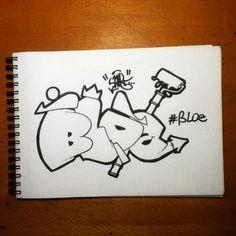 The name Bloe (asked by: @hangingmangallery) #art #artsy #artistic #artsy #artwork #artbook #graff #graffart #graffname #grafflettering #graffiti #graffitiart #graffitiname #graffitilettering #lettering#name #BLOE #inktober #draw #drawing #sketch #sketching #sketchbook #blackbook #handmade #selfmade Don't forget to check out my facebookpage!!!