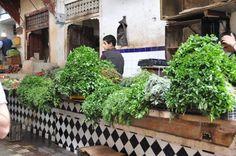 La verveine est très appréciée par les marocains, elle est présente sur la quasi-totalité des marchés populaires