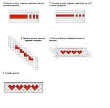 Výsledek obrázku pro seminole patchwork passo a passo