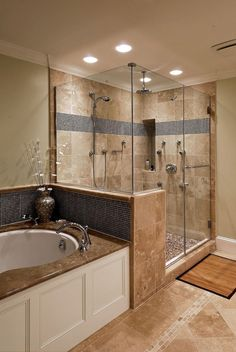 14 Beautiful Master Bathroom Remodel Ideas
