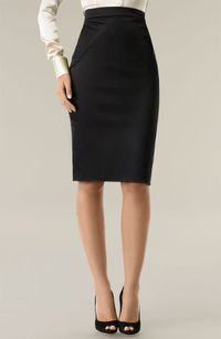 I really like this pencil skirt style