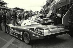 ca 24 Heures du Mans 1982