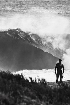 Giant and empty - Cape Fear Photo: Bill Morris Surf check surf big
