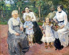 max slevogt art | Max Slevogt (1868 – 1932, German) | I AM A CHILD