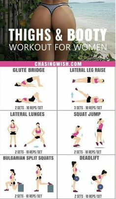 Gym Workout Tips, Fitness Workout For Women, Fitness Workouts, Workout Videos, Workout Exercises, Insanity Fitness, Treadmill Workouts, Gym Fitness, Great Butt Workouts