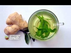 3 Drinks That Detox Liver And Flush Out Fat - YouTube