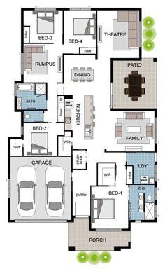 April Feature Floor Plan Entertainer Sip House Architecture Custom Homes Building