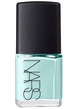 NARS Revamps Nail Polishes; We Lose Our Minds In Ecstasy #refinery29  http://www.refinery29.com/2014/07/70417/new-nars-nail-polish-colors#slide17  NARS Nail Polish in Thasos, $20, available July 15 at NARS.
