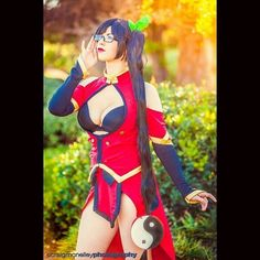 Check out @lilybatcosplay she is amazing and very talented this cosplaymodel is stunning as Litchi Faye-Ling from BlazBlue  She is definitely one to follow show her some appreciation and follow her page  Model @lilybatcosplay  @cosplaycorral Photography by @craigmcnelleyphotography  Check out more awesome cosplayers at http://ift.tt/1nX7ulr!  #cosplay #cosplayer #cosplaycorral #cosplayphotography #photoshoot #photooftheday #japanesegardens #anime #animecosplay #gamer #gamergirl…