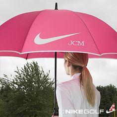 Monogrammed golf umbrella...two Words TEACHER GIFT!